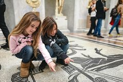 Fast Access Vatican Sistine Chapel & St Peter Basilica Tour for Kids &a