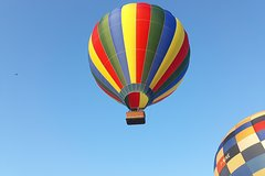 Private Balloon flight in Chianti