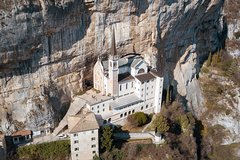 Madonna della Corona Sanctuary Walking Tour