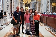 Skip the line Private Vatican Museums tour + Sistine Chapel + St Peter