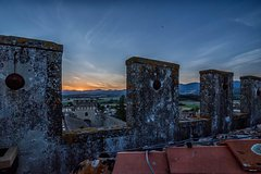 Guided tour and aperitif on the battlements of the Castle of Scarperia