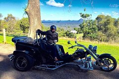 Private Motorcycle Tour in Queensland region with Lunch