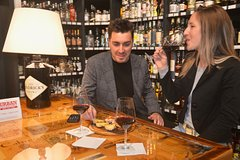 Florence small group wine tour and aperitivo