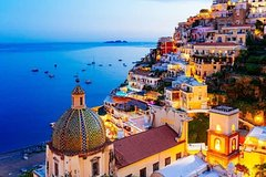Amalfi coast day trip -sharing tour