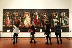 Florence Classical Tour : Uffizi Gallery Priority Entrance Guided Tour