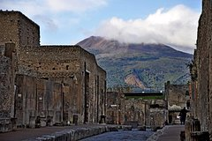 POMPEI & VESUVIO TOUR Full Day departure from NAPLES (entrance fees inc