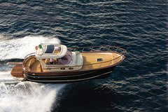 Positano & Amalfi Private tour - 36ft Boat