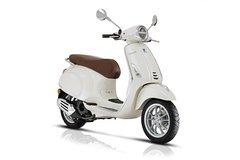 Scooter Rental Vespa Primavera 125cc