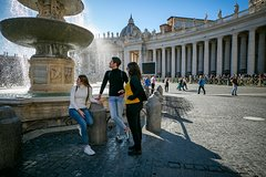 Early Entrance Sistine Chapel, Vatican Museums Basilica with Breakfast Incl