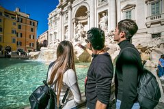 Walking Tour of Rome Highlights Spanish Steps Pantheon Trevi Fountain