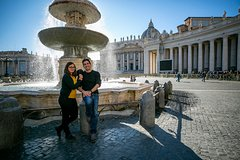 Skip-the-line Vatican Tour of Must-See Sites Sistine Chapel & St Peter