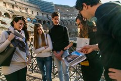 Skip-the-line Tour of the Colosseum, Forums, Palatine Hill & Ancient Ro