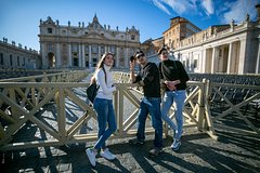 Exclusive Skip-the-Line Sistine Chapel, Vatican Museums and St.Peters Dome