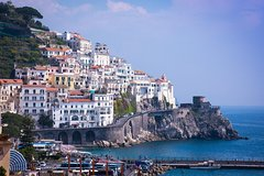Easy Amalfi drive: Positano, Ravello & Amalfi - From Sorrento