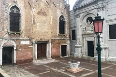Cannaregio: art & history (free tour to Murano included)