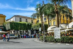 Private Transfer from Sorrento to Naples and vice versa