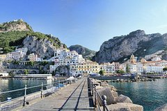 Incredible Amalfi drive: Positano, Amalfi & Lemon tour - From Sorrento