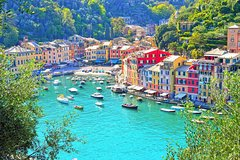 Genoa Shore Excursion: Private Day Trip to Portofino and Santa Margherita L