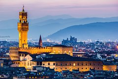 Florence Evening Highlights Walk - Private Tour w/ Local Guide