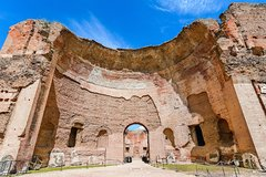 Rome: The Baths of Caracalla Tour with Local Guide
