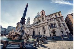 Rome in a day: Baroque itinerary - Full Day Private Tour