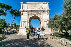 Skip The Line Colosseum, Roman Forum and Rome Highlights For Kids