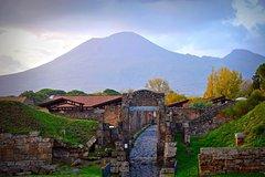 Private Tour | Pompeii - Vesuvius