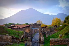 Private Tour | Pompeii - Vesuvius
