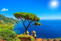 Sorrento Shore Excursion: Private Day Trip to Positano, Amalfi and Ravello