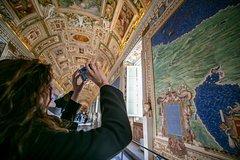 Grand Vatican Tour Full-day with Sistine Chapel St Peter Church & Borgi