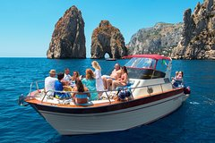 Capri Boat Excursion from Sorrento