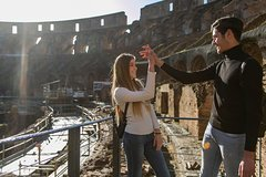 Skip-the-line Exclusive Tour of the Coliseum, Forum, Palatine Hill &Anc