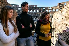 Skip the Line Colosseum, Roman Forum and Ancient Rome with a Local Guide