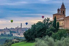 Small group Day Tour of Siena and San Gimignano from Florence! Tuscan Beaut