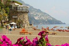 Direct Transfer from Hotel in POSITANO (AMALFI COAST) to Hotel in ROME