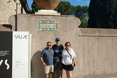 Villa dEste and Villa Adriana from Rome Skip-The-Line Tickets Included