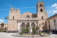 Half day private tour from Palermo Monreale and Cefalù
