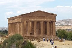 Private tour from Palermo to Agrigento and Piazza Armerina