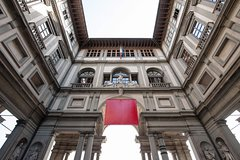 Florence Gallery: Uffizi - small group tour