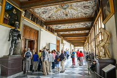 Florence Galleries: Uffizi&Accademia - small group tour