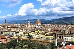Florence & Pisa 1 Day WOW TOUR: Luxury Car, Guide, Entrance Tickets, Lu