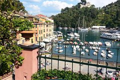 Portofino and S. Margherita with lunch at the mill - private walk and boat