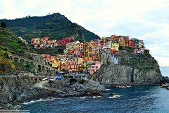 Private Full Day Tour from Genova pier: Cinque Terre