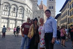 Florence: Walking Tour of the Highlights - Small Group Tour