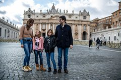 Vatican & Sistine Chapel Tour For Kids