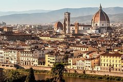 FLORENCE IN A DAY: Uffizi + Accademia + Highlights + Lunch