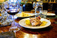 Half-Day Italian Cooking Class in Rome with Wine Tasting