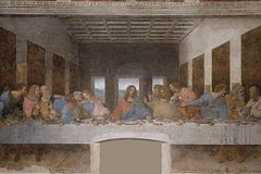 Leonardo Last supper-live virtual tour from home
