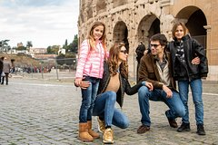 Family Friendly Rome Colosseum Tour for Kids with Skip-the-line Tickets &am