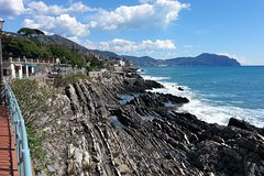 Nervi and Camogli Private Tour with Focaccia Tasting